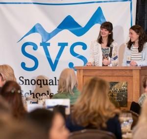 Snoqualmie Valley Schools Foundation Luncheon 2016