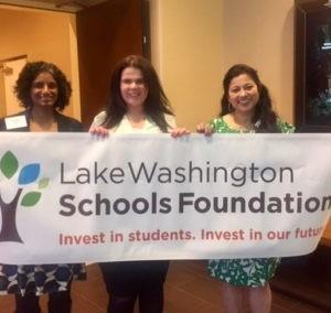 Lake Washington Schools Foundation Annual Luncheon 2017