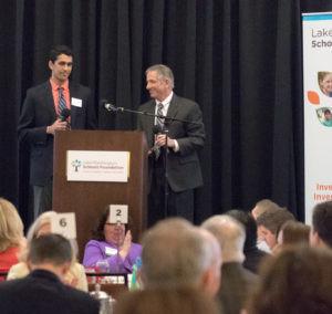 Lake Washington Schools Foundation Annual Breakfast 2017