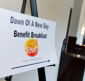Domestic Abuse Women's Network Dawn of a New Day Breakfast 2017