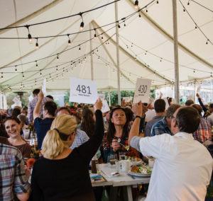 Oxbow Farms Fall Family Fundraiser 2017