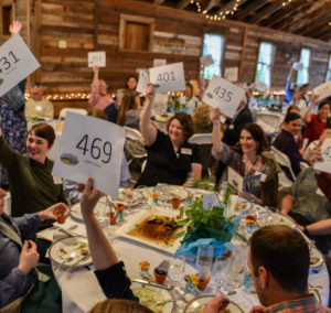 SnoValley TilthFriends of the Fields Auction 2018
