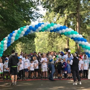 Seattle Animal Shelter's Annual Furry 5K 2018
