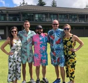 Joshua P. Williams Foundation Celebrity Golf Tournament and Gala Auction 2018