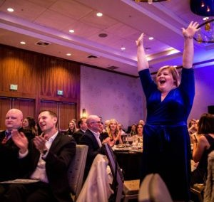 Bellevue Christian School's Forward in Faith Gala 2019