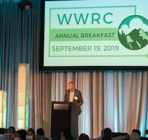 Washington Wildlife and Recreation Coalition's Annual Breakfast 2019