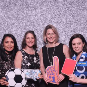 Issaquah Soccer Club Black & White Ball 2020
