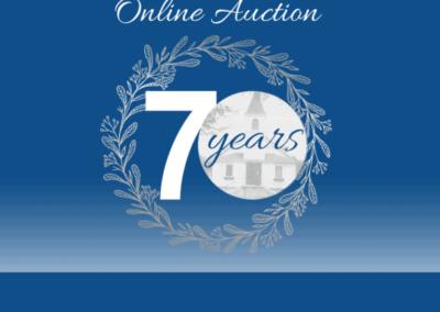Bellevue Christian School's Online Auction & Fundraiser 2020