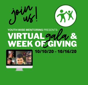 YouthWise Mentoring Virtual Gala 2020