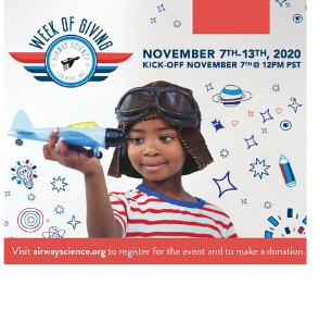 Airway Science for Kids Week of Giving 2020