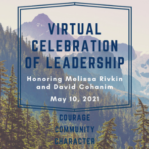 Northwest Yeshiva High School's Virtual Celebration of Leadership 2021