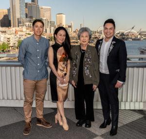 Robert Chinn Foundation's Asian Hall of Fame VIP Dinner 2019