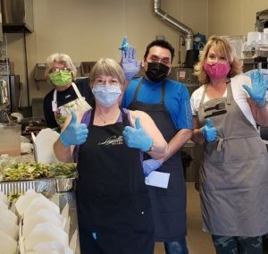 Mt. Si Senior Center's Spring Into Action Week of Giving 2021