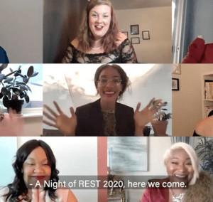 A Night of REST: Virtual Soirée Livestream 2020