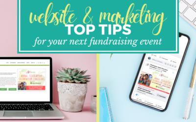 Website & Marketing Top Tips