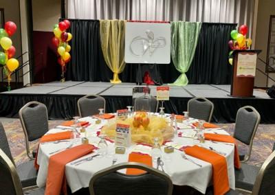 Washington Apple Education Foundation Hybrid Luncheon 2021 – Wenatchee